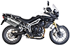 Tiger 800 MK1 Crystal White 2011