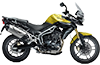 Tiger 800 MK1 Venom Yellow 2011