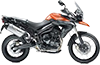 Tiger 800XC MK1 Intense Orange 2012