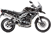 Tiger 800XC MK1 Phantom Black 2011