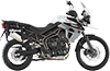 Tiger 800XCa MK2 Crystal White 2017