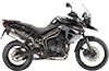 Tiger 800XCx MK2 Phantom Black 2015