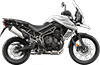 Tiger 800XCa MK3 Crystal White 2018 RHS