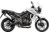 Tiger 800XR MK3 Crystal White 2018 RHS