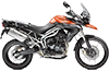 Tiger 800XC MK1 Intense Orange 2011