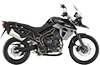 Tiger 800XC MK2 Phantom Black 2016 RHS