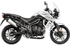 Tiger 800XR MK3 Pure White 2019 RHS