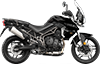 Tiger 800XRt MK3 Matt Jet Black 2019 RHS